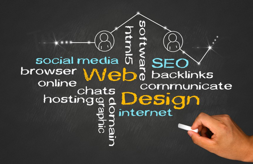 4 Common Mistakes Made in Web Design