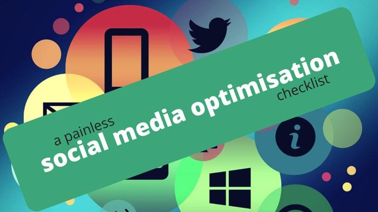 Social media fixes
