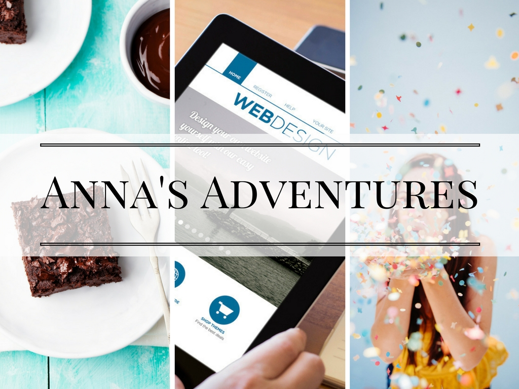 Anna's Adventures Intern's diary