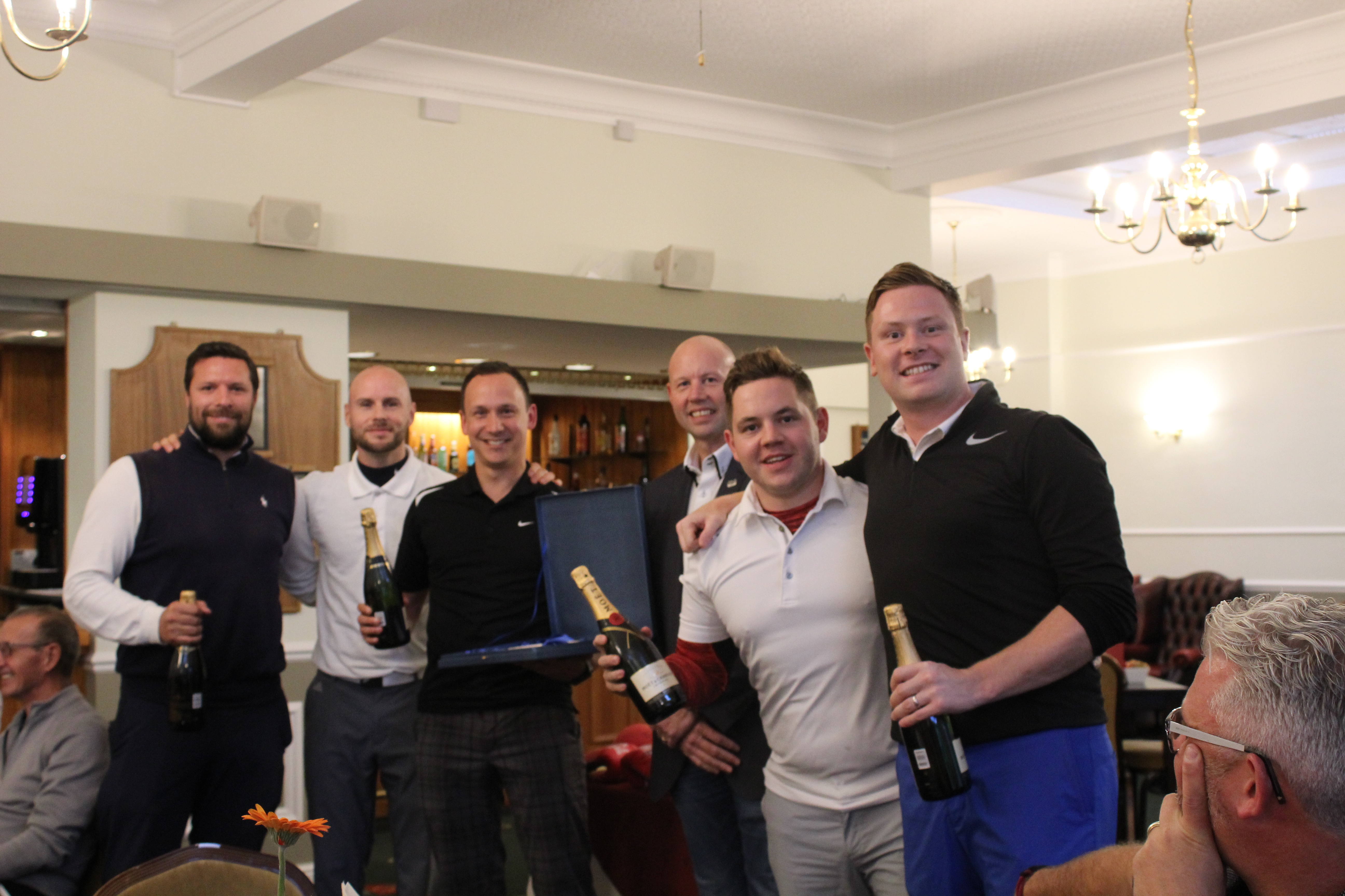 Charity Golf Day - Photos and Winners! 1
