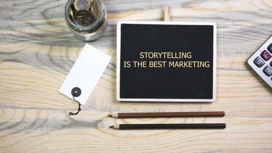 Brand Storytelling is the best Marketing,